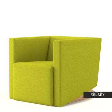 Fotel Plain 22 zielony