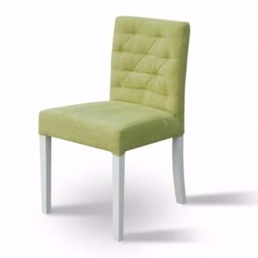Krzesło tapicerowane Moderno Uno pikowane