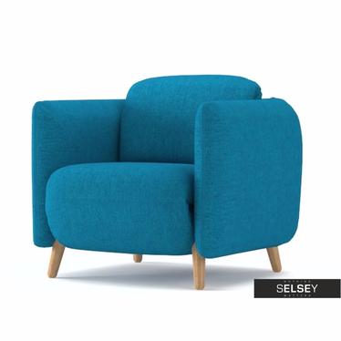 Fotel Vena 16 niebieski