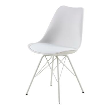 Krzesło Eris białe