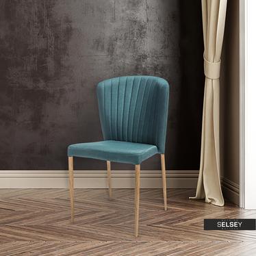 Krzesło Sletten zielone