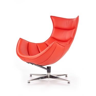 Fotel Guardo czerwony