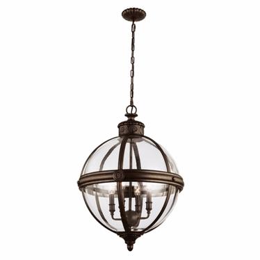 Lampa Adams bronze