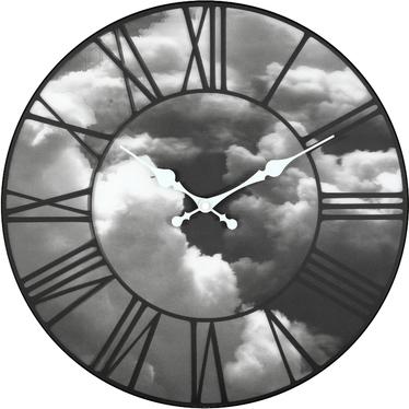 Zegar 3D Clouds średnica 39 cm
