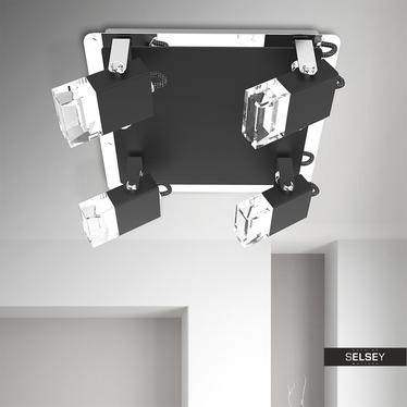 Lampa sufitowa Patrice x4