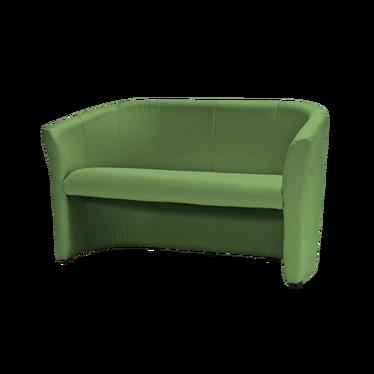 Sofa Raklev trzyosobowa zielona