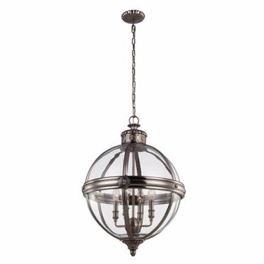 Lampa Adams steel