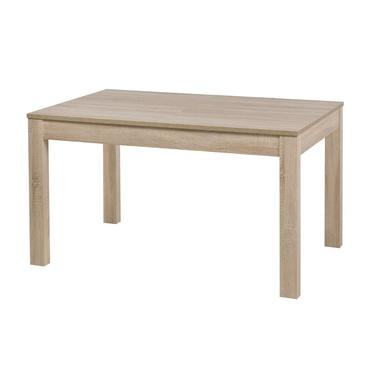 Stół rozkładany Ligos 136-210x90 cm dąb sonoma