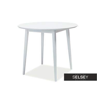 Stół Falkvik średnica 90 cm biały