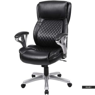 Fotel biurowy Harry czarny