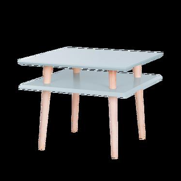 Stolik Candy kwadratowy 55x55 cm średni