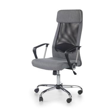 Fotel biurowy Triban szary