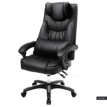 Fotel biurowy Porter czarny