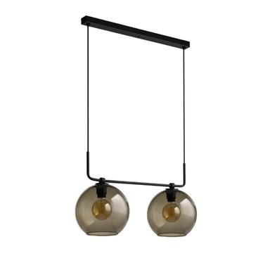 Lampa wisząca Monaco x2 dymiona 9363
