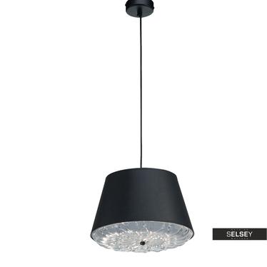 Lampa wisząca Rosetti średnica 30 cm czarna
