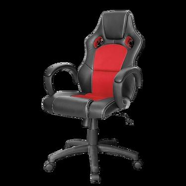 Fotel gamingowy Campo czerwono - czarny