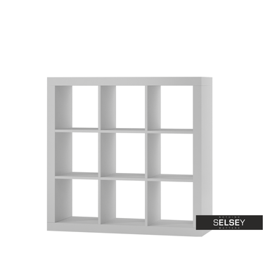 Regał Cubus 3x3