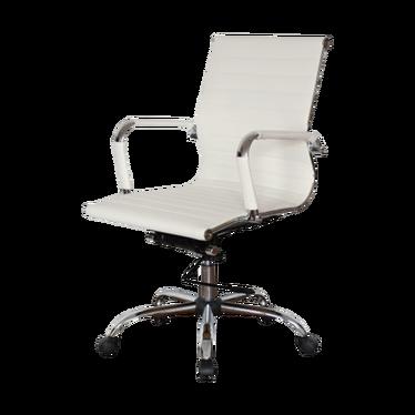 Fotel biurowy Grello biały