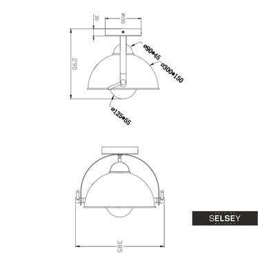 Lampa stołowa Gravity