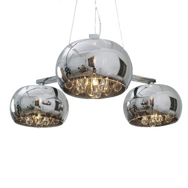 Lampa Glamour x 3