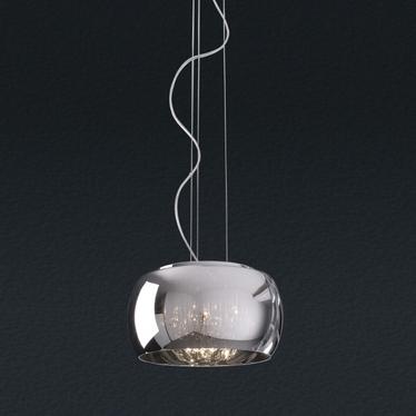 Lampa wisząca Glamour 40 i 50 cm