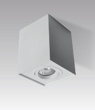 Spot Pixel biały