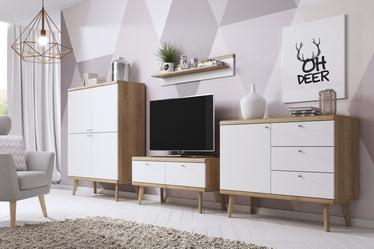 Szafka RTV Scandi 107 cm