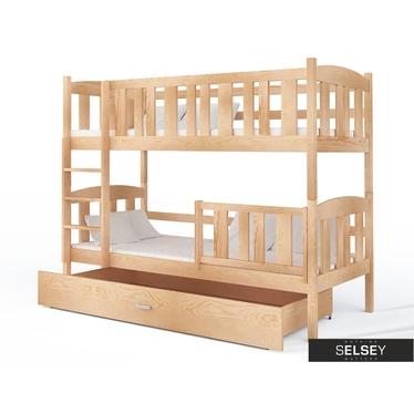 Łóżko Kaja piętrowe