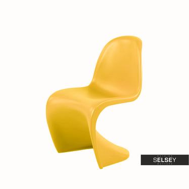 Krzesło Balance Junior żółte