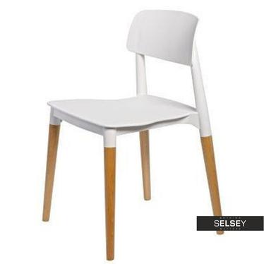Krzesło Base białe