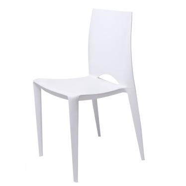 Krzesło Bee białe