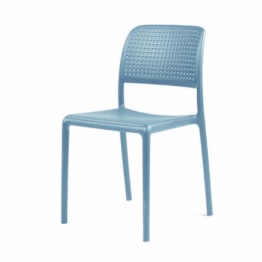 Krzesło Carob niebieskie