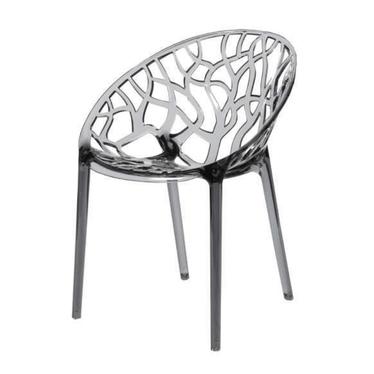 Krzesło Coral dymione