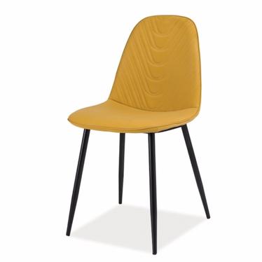 Krzesło Ribeira żółte