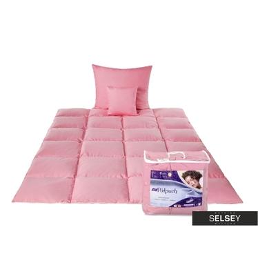 Kołdra Inlet Półpuch z poduszkami