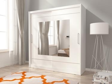 Szafa Maggio z lustrem kwadratowym