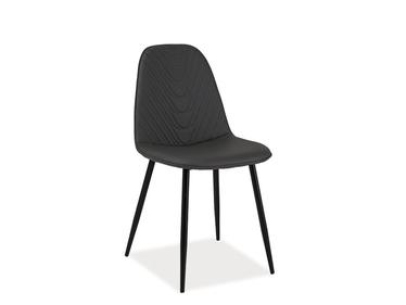 Krzesło Ribeira szare