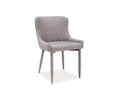 Krzesło Livia szare