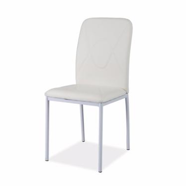 Krzesło Vermont białe