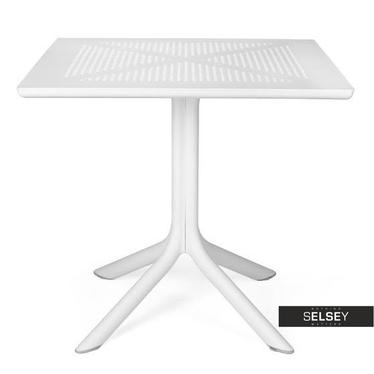 Stół Clip 80x80 cm biały