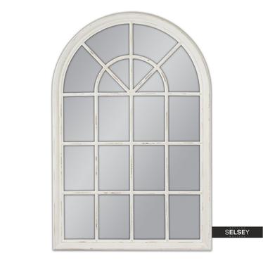 Lustro wiszące Window 100x150 białe