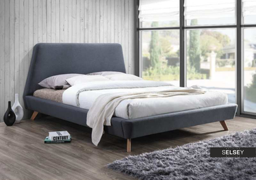Łóżko tapicerowane Gotenborg