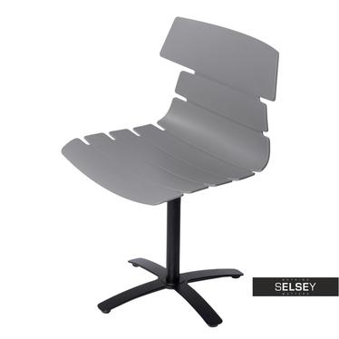 Fotel biurowy Techno One szary