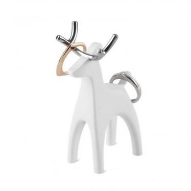 Wieszak na biżuterię Anigram Reindeer