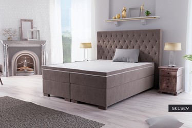 Łóżko kontynentalne Canon