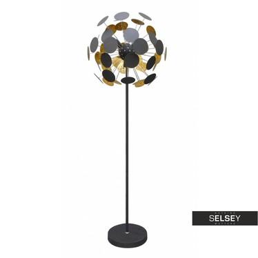 Lampa podłogowa Dotti czarna
