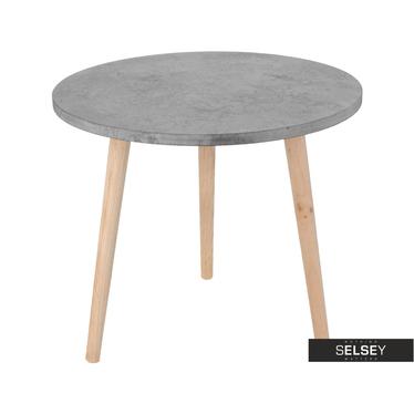 Stolik kawowy Hella ø 49,5 cm
