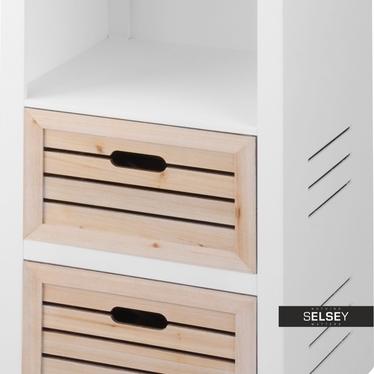 Regał Vils 2 szuflady