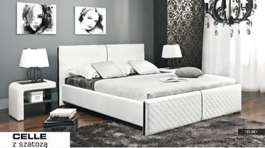 Łóżko tapicerowane Celle