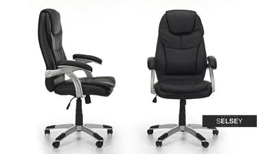Fotel biurowy Totori czarny